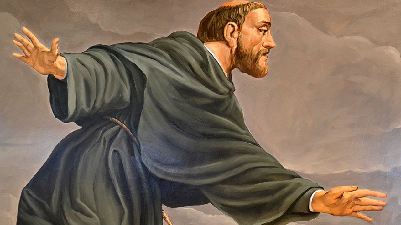 Prayers & Novena to St  Joseph of Cupertino for a Successful Examination